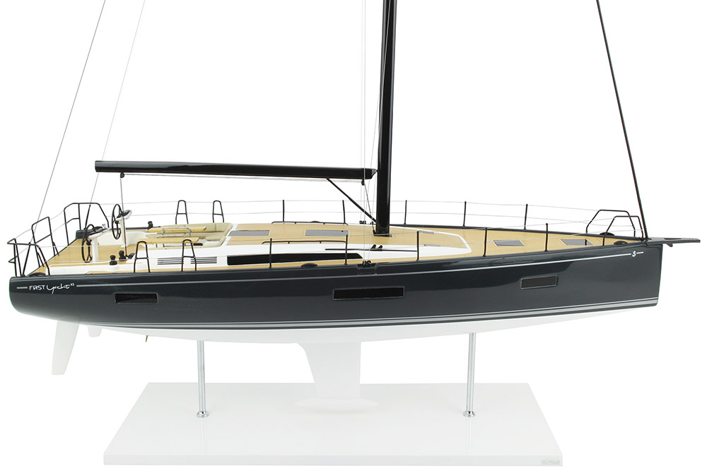 FIRST YACHTS